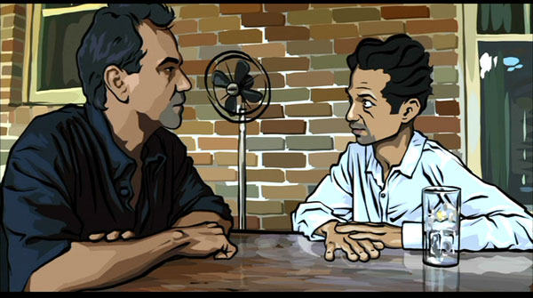 Movie waking life